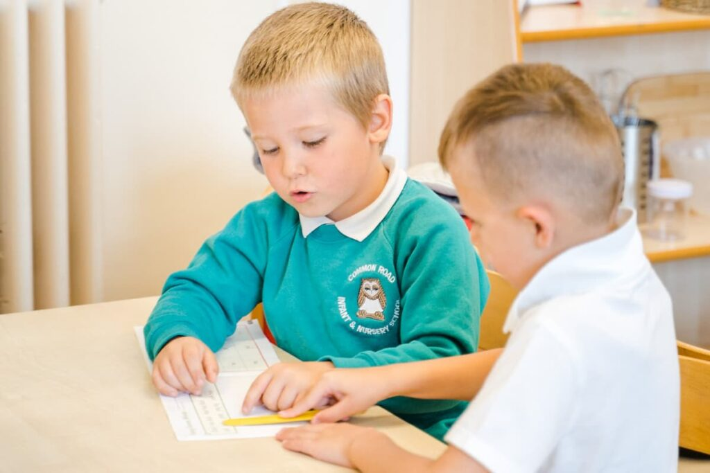 Reading and Phonics Common Road Infant and Nursery School